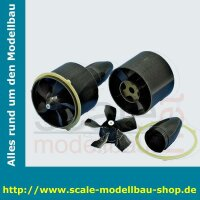 Impeller TurboFan 3000 8mmMotorwelle