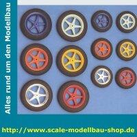UL-Rad  45/ 9mm blau