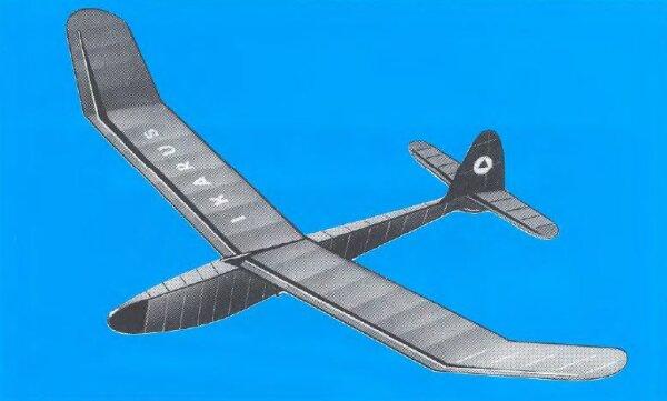 Aeronaut IKARUS Segelflugmod. Werkstoffpackung