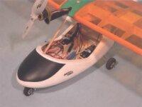 Aeronaut Elektroflugmodell TL96Typhoon ARF