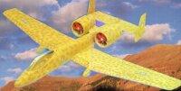 Aeronaut FAIRCHILD A10 m.GfK-Rumpf