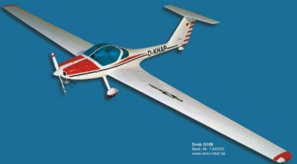 Aeronaut GROB G 109, Verbrenner