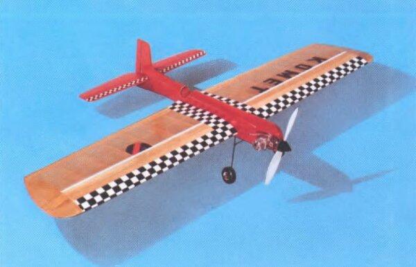 Aeronaut KOMET Fesselflugmodell