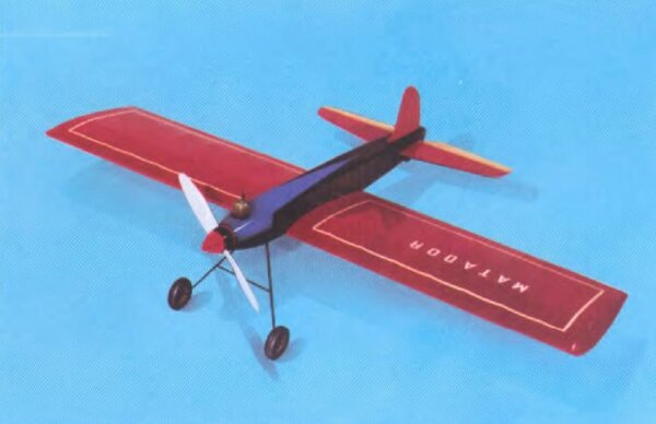 Aeronaut MATADOR Fesselflugmodell
