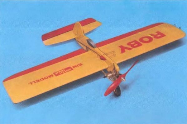 Aeronaut ROBY Fesselflugmodell