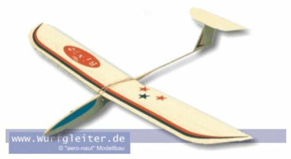 Aeronaut BINGO Gleitflugmodell Modellbaukasten