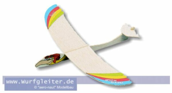 Aeronaut BIRD Balsa-Wurfgleiter