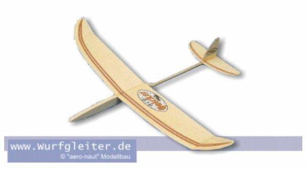 Aeronaut QUICKER HLG-Gleiter Modellbaukasten