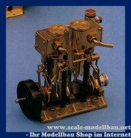 Aeronaut 2 Zylinder Dampfmaschine