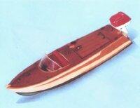 Aeronaut Forelle Sportboot
