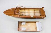 """Aeronaut Modellbaukasten """"Capri"""" Sportboot 3083/00"""