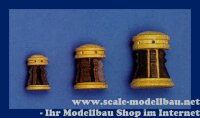 Aeronaut 580215 Ankerspill (Holz) Bausatz 15 mm VE 2 Stk