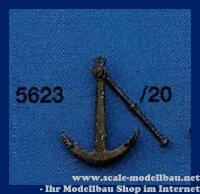 Aeronaut 562320 Admiralitätsanker historisch...