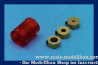 Aeronaut 703564 Sechskant Welleneinsatz 3,00 mm VE 1 Stk