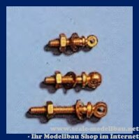 Aeronaut Augbolzen (Ms) 15 mm VE 10 Stk