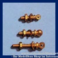 Aeronaut Augbolzen (Ms) 8 mm VE 10 Stk