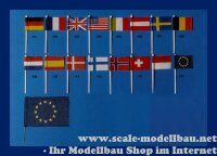 Aeronaut (7985/06) Länderflagge (Seide)...