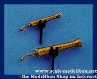 Aeronaut (6264/01) Drehbasse (Plast.) 25 mm VE 4 Stk