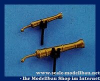 Aeronaut (6264/02) Drehbasse (Plast.) 37 mm VE 4 Stk