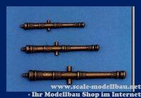 Aeronaut (6246/07) Hist.Kanone (Geschützrohr) 53 mm...