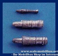 Aeronaut (6241/15) Hist.Kanone (Metall) 2mm VE 10 Stk