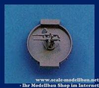 Aeronaut (6203/02) Doppelflak 3,7 cm (Plast.) 1:200 VE 5 Stk