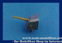 Aeronaut (6221/01) Einzelturm 8,8 cm (Plast.) 1:200 VE 2 Stk