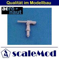 Aeronaut (6201/00) Flag MG 2cm (Plast.) 1:200 VE 5 Stk