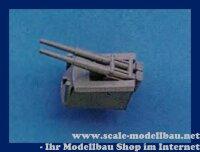 Aeronaut (6220/00) Flak in Doppellafette 8,8 cm (Plast.)...