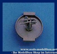 Aeronaut (6204/02) Vierlingsflak 2 cm (Plast.) 1:200 VE 5...