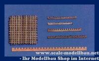 Aeronaut (5788/03) Gräting Bausatz (Holz) 33 x 33 mm...