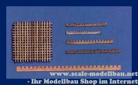 Aeronaut (5788/05) Gräting Bausatz (Holz) 50 x 50 mm...