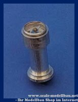 Aeronaut (5640/01) Kompass (Aluminium) 28 mm (VE 1 Stk)