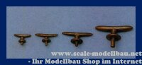 Aeronaut (5400/13) Bootsklampe (Metall brüniert) VE...