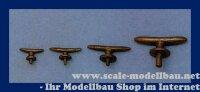 Aeronaut (5400/14) Bootsklampe (Metall brüniert) VE...