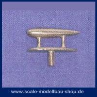 Aeronaut (5403/23) Klampe Metall 23mm VE 2 Stk