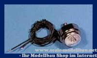 Aeronaut (5065/00) Innenleuchte (Ms, vernickelt) 12mm