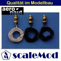 Aeronaut (5660/51) Positions-Seitenlaterne (Ms) 3V hell...