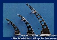 Aeronaut Flaggenmast (vernickelt) 30 mm VE 1 Stk