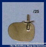 Aeronaut Ruderblätter 18 / 25 / 27 VE 5 Stk