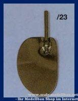 Aeronaut Ruderblätter 35 / 23 / 51 VE 5 Stk