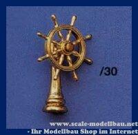 Ruderstand (Metall brüniert) 30/15 mm VE 1 Stk