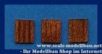 Aeronaut Stückpforten Deckel (Holz) VE 10 Stk
