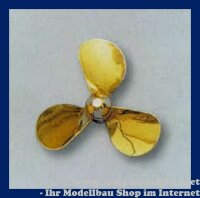 Aeronaut Schiffschr. 3-Blatt Form A M4 / 40 lrechts lfd