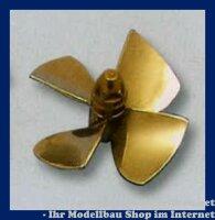 Aeronaut Schiffschr. 4-Blatt Form A M4 / 35 rechts lfd