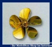 Aeronaut Schiffschr. 5-Blatt Form A M4 / 45 links lfd