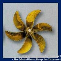 Aeronaut Schiffschr. 6-Blatt Form B M4 / 50 links lfd