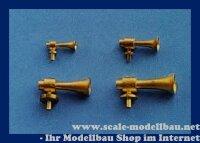 Aeronaut Signalhorn (Ms) 16 mm VE 3 Stk