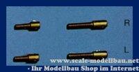 Aeronaut Gabelschrauben (Ms M2) VE 10 Stk linksgewinde