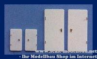 Aeronaut Tür (Plast.) weiß 19x10 mm links VE...
